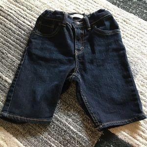 Boys Levi's Jean Shorts